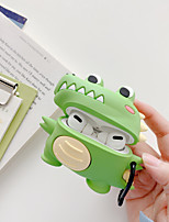 cheap -Case For AirPods / AirPods Pro Cute / Pattern / Lovely Headphone Case Soft