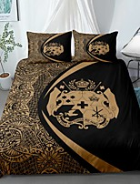 cheap -Home Textiles 3D Bedding Set  Duvet Cover with Pillowcase 2/3pcs Bedroom Duvet Cover Sets  Bedding Hawaii