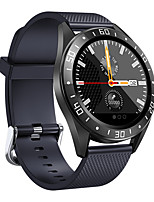 cheap -Smart watch GT105 Men Women Smartwatch Android iOS Bluetooth Waterproof Heart Rate Monitor Blood Pressure Measurement Sports Calories Burned Stopwatch Pedometer Call Reminder Sleep Tracker Sedentary