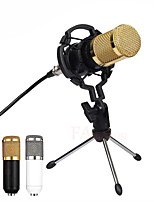 cheap -BM 800 Microphone Condenser Sound Recording Microphone With Shock Mount For Radio Braodcasting Singing Recording KTV Karaoke Mic