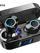 cheap -CARKIRA CX15 TWS True Wireless Earbuds Bluetooth5.0 with Microphone HIFI with Charging Box Waterproof IPX7 Smart Touch Control for Mobile Phone