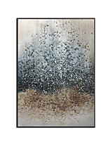 cheap -100% Hand painted Large Abstract PaintingModern abstract paintingoil hand paintingoffice wall artoriginal abstracttextured art Hand Painted