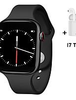 cheap -W400 Smart Watch Bluetooth Smartwatch Men Women Music Camera Heart Rate Monitor Waterproof Smart Bracelet
