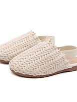 cheap -Boys' Sandals Comfort PU Little Kids(4-7ys) Black / Brown / Beige Summer