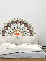 cheap -Mandala Wall Stickers Decorative Wall Stickers, PVC Home Decoration Wall Decal Wall Decoration / Removable