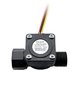 cheap -Nylon&Glass Fiber Material G1/2'' Female Abs Sensor Chiller Flow Switch Ammonia Water Sensor Control Switch SEN-HZ21FC