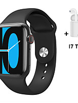 cheap -M98 Smart Bracelet IWO 8 lite Bluetooth Call Smart Watch Temperature ECG Heart Rate Monitor Smartwatch for Android IOS