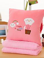 cheap -Kid's Adults' Kigurumi Pajamas Stuffed Toy Blanket Bear Onesie Pajamas Flannelette Pink Cosplay For Men and Women Boys and Girls Animal Sleepwear Cartoon Festival / Holiday Costumes / 1 Blanket