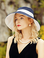 cheap -Headwear Casual Cotton Hats with Color Block 1pc Casual / Daily Wear Headpiece