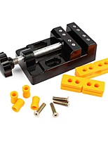 cheap -Mini Flat Clamp Table Jaw Bench Clamp Drill Press Vice Opening Table Vise New