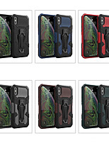 cheap -Case For Apple iPhone6 6s 6Plus 7 7 Plus iPhone se 2020 iPhone 8 8Plus iPhone X XS XR XS Max iPhone 11 iPhone 11 Pro iPhone 11 Pro Max Shockproof Back Cover Armor PC