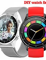 cheap -L21 Smart Watch Men Women DIY Watch Faces IP68 Waterproof couple watch Fitness Tracker Heart Rate Monitor Women Smartwatch