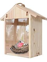 cheap -Birds Perches & Ladders Pet Supplies 25*22*14 cm