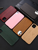 cheap -Case For Apple iPhone 6 6s 6p 6sp iPhone 7 7P 8 8P iPhone X iPhone iPhone XS iPhone XR iPhone XS max iPhone 11 iPhone 11 Pro iPhone 11 Pro Max Pattern Back Cover Wood Grain TPU