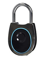 cheap -Intelligent Fingerprint Lock - Biological Keyless Padlock Suitable for Gyms Lockers Backpacks Bicycles Doors Handbags