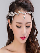 cheap -Women's forehead jewelry Earrings Jewelry Silver For Wedding Party Engagement Club Festival 1pc