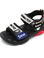 cheap -Boys' Comfort PU Sandals Little Kids(4-7ys) White / Black / Yellow Summer