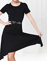 cheap -Latin Dance Dress Sash / Ribbon Women's Performance Modal