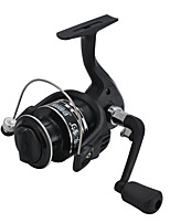 cheap -Fishing Reel Spinning Reel 5.0:1 Gear Ratio+14 Ball Bearings Hand Orientation Exchangable Sea Fishing / Freshwater Fishing / Trolling & Boat Fishing