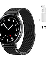 cheap -L18 Smart Watch Women Men IP67 Waterproof Smart Clock Heart Rate Blood Pressure Fitness bracelet Sports Watch for Android iOS