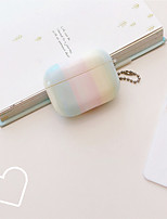 cheap -Gradient Cute Earphone Cases For Apple AirPods Pro 3 Candy Colorful Cover Air Pods 3 Protection Luxury Hard PC Fashion Boite