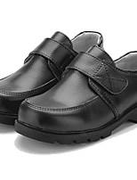cheap -Boys' Flats Comfort / School Shoes PU Big Kids(7years +) Black Summer