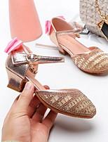 cheap -Girls' Comfort PU Sandals Little Kids(4-7ys) Pink / Silver Summer
