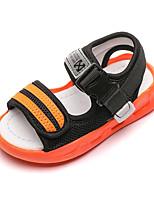 cheap -Boys' / Girls' Sandals Comfort Knit Toddler(9m-4ys) / Little Kids(4-7ys) Running Shoes / Walking Shoes Wine / Purple / Orange Summer