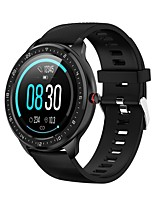 cheap -Z06 Unisex Smartwatch Android iOS Bluetooth Waterproof Heart Rate Monitor Blood Pressure Measurement Information Camera Control ECG+PPG Pedometer Sleep Tracker Sedentary Reminder Community Share