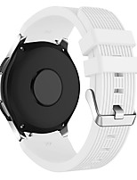 cheap -Watch Band for Gear S3 Classic Samsung Sport Band Silicone Wrist Strap