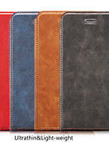 cheap -Case For Samsung Galaxy A51 A71 A81 M60S Note 10lite A91 M80S S10lite Note10 Note10plus A10 M10 A10S A10E Card Holder Shockproof Flip Full Body Cases Solid Colored magnetic PU Leather TPU