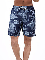 cheap -Men's Swim Shorts Bottoms Breathable Quick Dry Swimming Surfing Water Sports 3D Print Summer