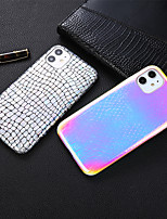 cheap -Case For Apple iPhone 6 6s 6p 6sp iPhone 7 7P 8 8P iPhone X iPhone iPhone XS iPhone XR iPhone XS max iPhone 11 iPhone 11 Pro iPhone 11 Pro M Glitter Shine Back Cover Lines Waves Color Gradient TPU