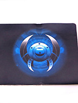 cheap -Le 24*20*0.2 mm Gaming Mouse Pad / Basic Mouse Pad / Natural / Office Use Rubber Dest Mat