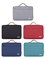 cheap -10 Inch Laptop / 11.6 Inch Laptop / 12 Inch Laptop Sleeve / Shoulder Messenger Bag / Briefcase Handbags Polyester Simple / Solid Colored Unisex Waterpoof Shock Proof