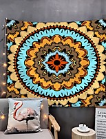 cheap -Home Living Tapestry Wall Hanging Tapestries Wall Blanket Wall Art Wall Decor India Mandala Tapestry Wall Decor