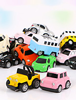 cheap -Construction Truck Toys Pull Back Car / Inertia Car Pull Back Vehicle Mini Cartoon Sports Car Simulation Drop-resistant Alloy Mini Car Vehicles Toys for Party Favor or Kids Birthday Gift 8 pcs