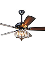 cheap -60 cm Dimmable Ceiling Fan Metal Electroplated Vintage Traditional / Classic