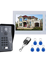 "cheap -Wired Touch 7"" One To One Visual Bell With Access Control Password Wireless Remote Control"