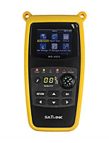 cheap -SATLINK WS6933 LCD Satellite Finder Meter Digital satellite tv receiver with Compass Digital Satellite Signal Finder Meter