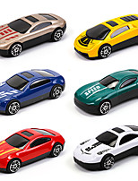 cheap -Toy Car Construction Truck Toys Mini Classic Car Sports Car Simulation Alloy Mini Car Vehicles Toys for Party Favor or Kids Birthday Gift 6 pcs / Kid's