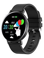 cheap -L18 Smart Watch Women Men IP67 Waterproof Smart Clock Heart Rate Blood Pressure Fitness bracelet Sports Watch for Android iOS