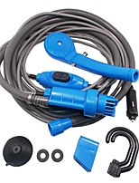cheap -Washing Machine 12V Portable Car Washing Machine Components Outdoor Electric Pump Camping Washing Vehicle Travel Cleaning Tools