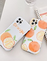 cheap -Case For APPLE iPhone 7 8 7plus 8plus XR XS XSMAX X SE 11 11Pro 11ProMax Pattern Back Cover TPU Mirror rabbit cute peach strawberry