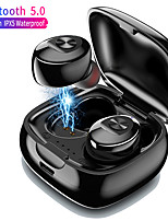 cheap -XG12 TWS True Wireless Bluetooth5.0 Earbuds IPX5 Waterproof Sports Headphones  3D Stereo Sound Earphones with Charging Box