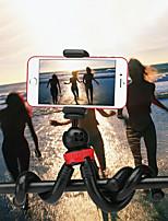 cheap -Mini Tripod Flexible Octopus Mobile Phone Tripod Bracket with Remote Control Monopod Selfie Stick For iPhone Gopro Camera