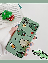 cheap -Case For Apple iPhone 7 iPhone 7P iPhone 8 iPhone 8P iPhone X iPhone iPhone XS iPhone XR iPhone XS max iPhone 11 iPhone 11 Pro iPhone 11 Pro Max iPhoneSE (2020) Pattern Back Cover Cartoon TPU