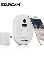 cheap -Vstarcam App Remote Control Wifi Doorbell Low Power Consumption Video Doorbell