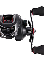 cheap -Fishing Reel Baitcasting Reel 7.2:1 Gear Ratio+18 Ball Bearings Right-handed / Left-handed Sea Fishing / Freshwater Fishing / Trolling & Boat Fishing