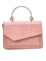 cheap -Women's Bags Crossbody Bag Chain for Daily White / Black / Blushing Pink / Khaki